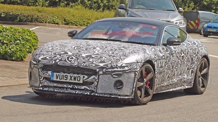 2021 Jaguar F-Type is getting a major facelift