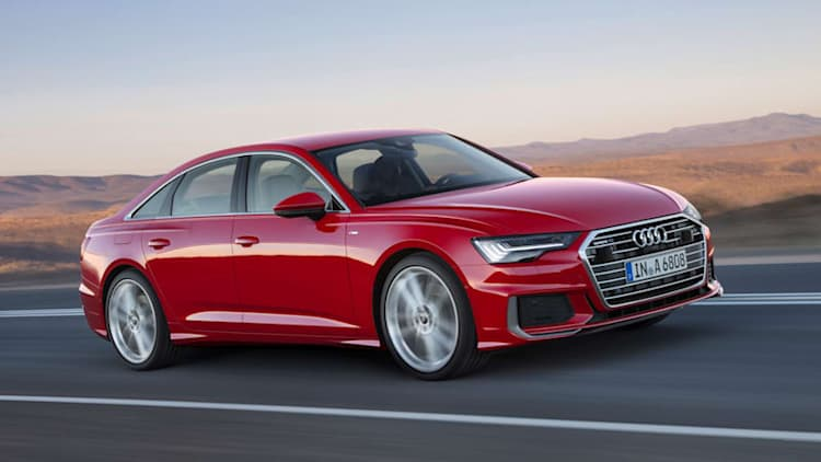 2019 Audi A6 drops four-cylinder, becomes more expensive