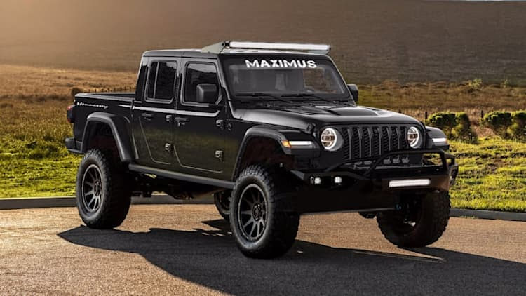 MISC 2013 Hennessey VelociRaptor 600 SUV News and Reviews ...