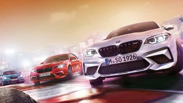 2019 BMW M2 Competition official photos leak