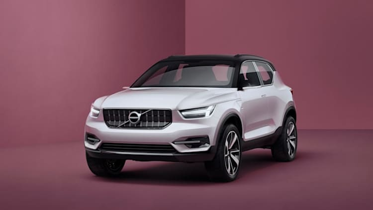 Volvo will start sales of XC40 PHEV crossover next year