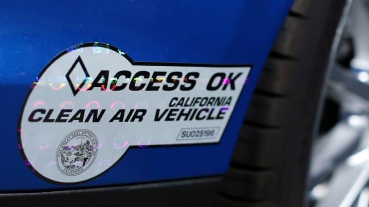 California considers internal combustion car ban
