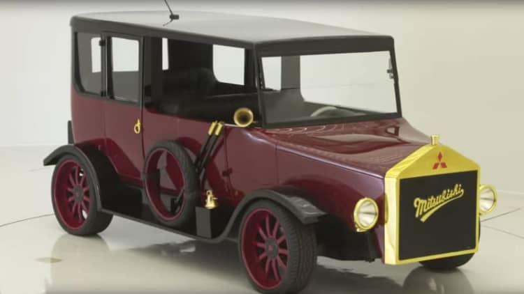 Look what West Coast Customs did to a 100-year-old Mitsubishi Model A