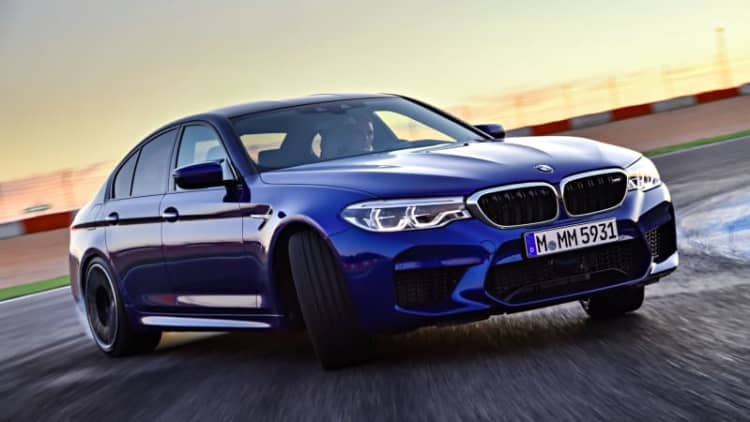 2018 BMW M5 First Drive Review | Power meets traction
