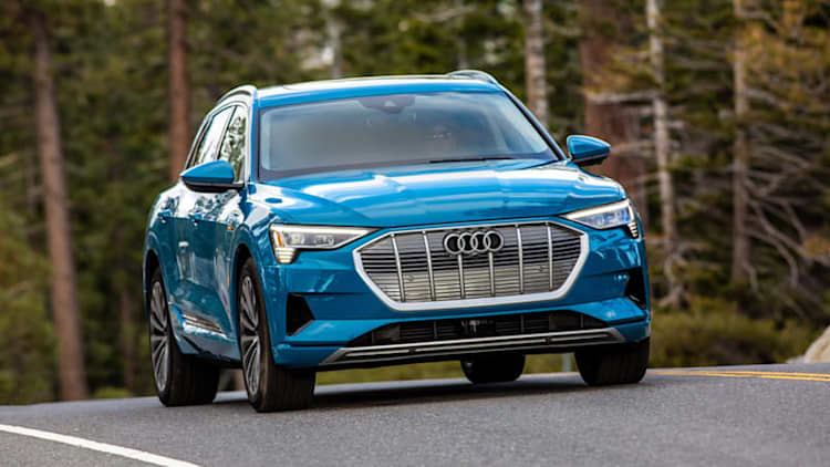 Audi issues recall for E-Tron over potential fire risk