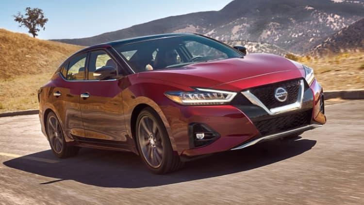 2019 Nissan Maxima First Drive Review   4DGT not 4DSC