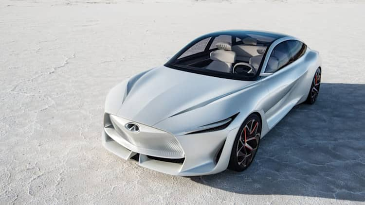 Concept cars of the 2018 Detroit Auto Show | Photo Gallery