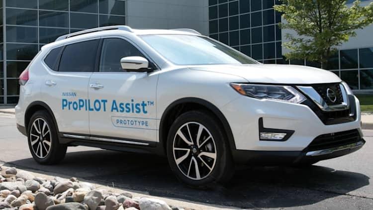 Nissan's ProPilot Assist definitely isn't an autopilot, but is still quite useful