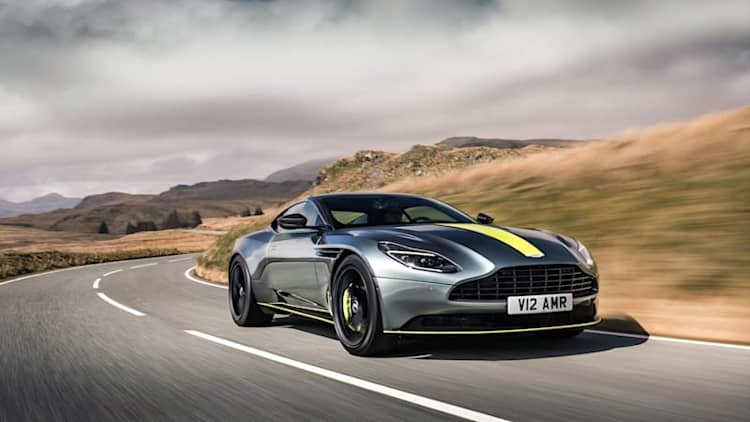 2018 Aston Martin DB11 AMR Review | A private world of comfort and speed
