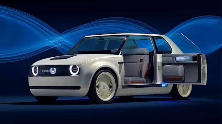 Honda design director talks Urban EV and Sports EV concepts