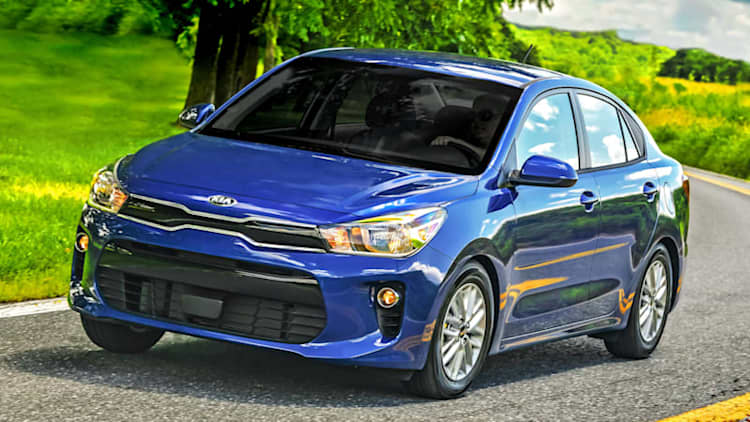 Kia Rio officially priced at just under $15,000
