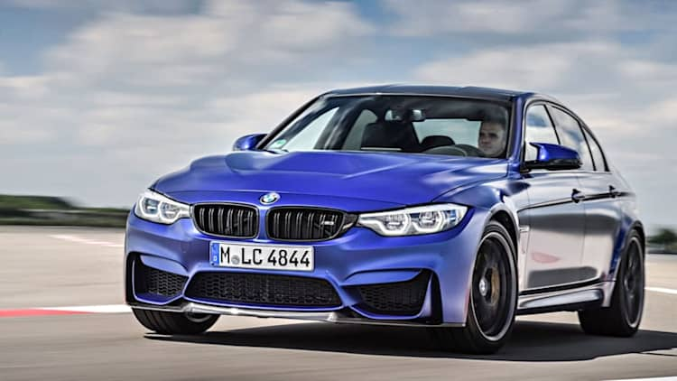 2018 BMW M3 CS First Drive Review | Love, at last