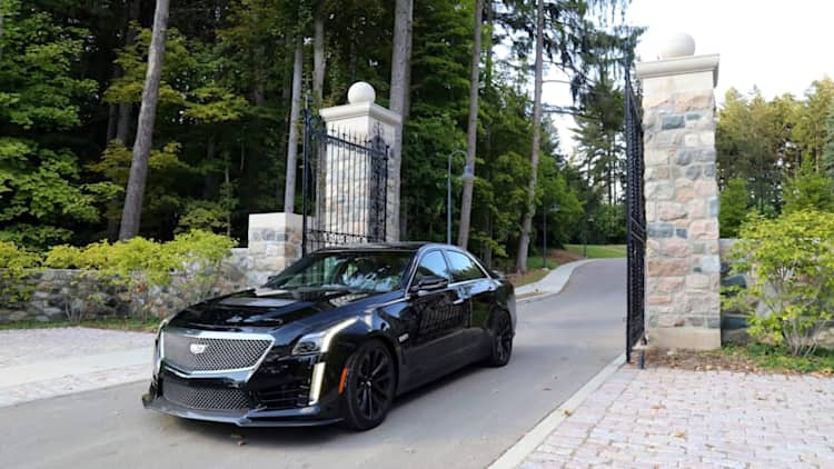 2017 Cadillac CTS-V Drivers' Notes | V is for velocity