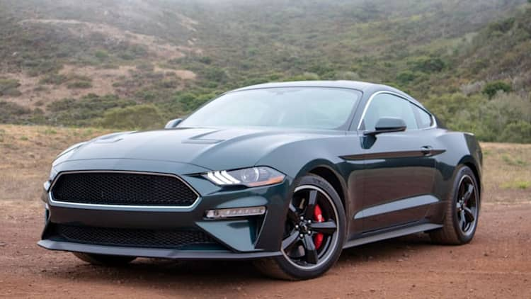 2019 Ford Mustang Bullitt First Drive Review | Muscle and Attitude