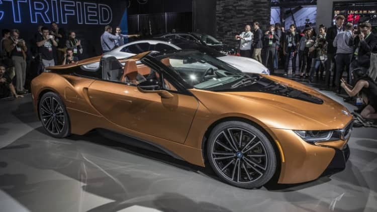 BMW is ready for our inevitable EV future