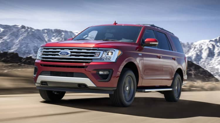 2018 Ford Expedition Platinum Drivers' Notes Review   Right to the top