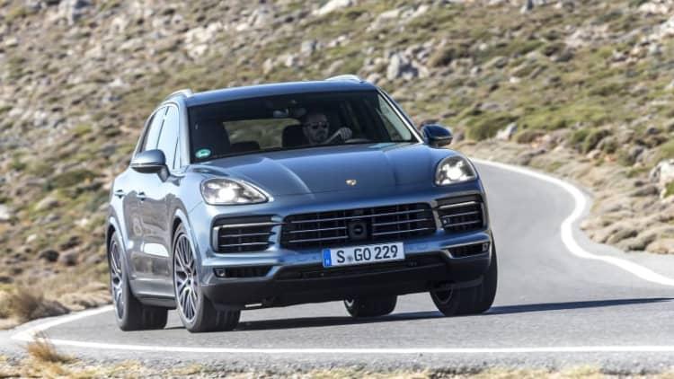 Porsche exec throws cold water on ditching diesel