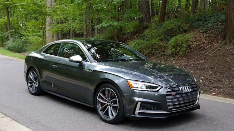 2018 Audi S5 Coupe Drivers' Notes | Athletic luxury