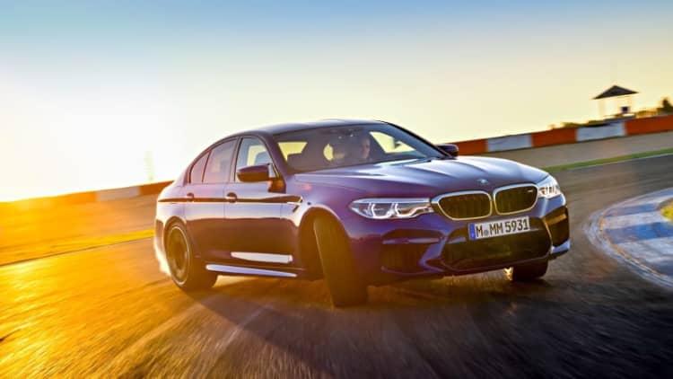 Performance proliferation: BMW plans to build 26 M models