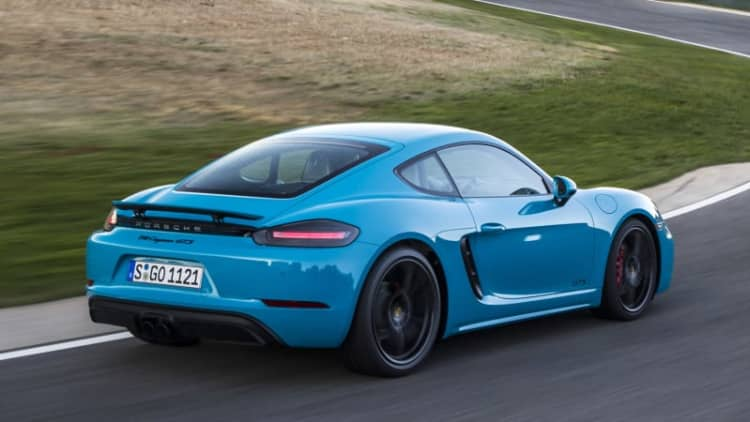 2018 Porsche 718 Boxster and Cayman GTS First Drive Review | Improving the breed