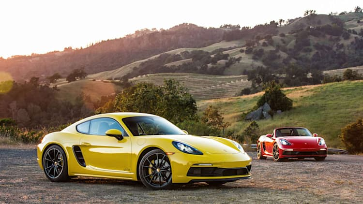 2018 Porsche 718 Boxster/Cayman GTS Quick Spin Review | The right move