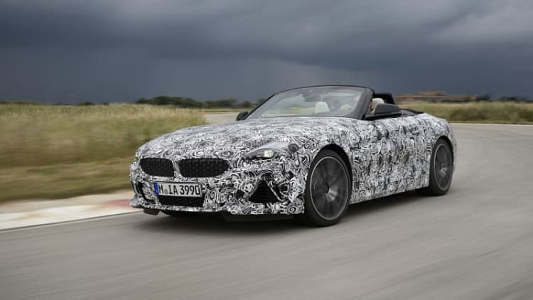 2020 BMW Z4 Prototype First Drive | Roadster fans, rejoice