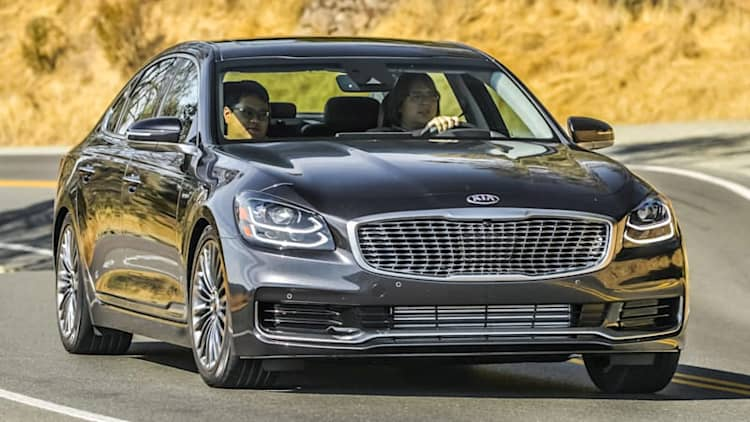 2019 Kia K900 First Drive Review | The Stinger GT grows up