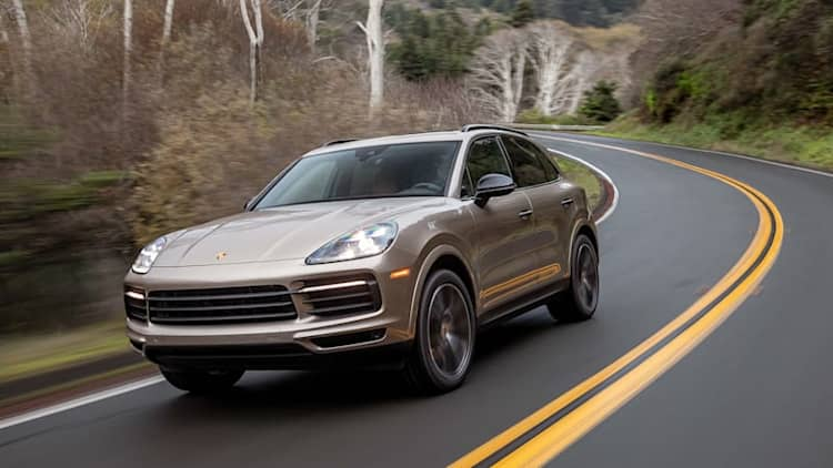 2019 Porsche Cayenne First Drive Review | More flavor, fewer calories