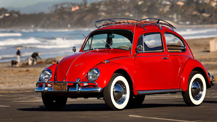 Live, love, bug: VW factory-restored woman's 51-year-old daily-driver Beetle