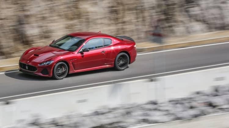 Maserati readies Modena plant for Alfieri, shelves GranTurismo soon