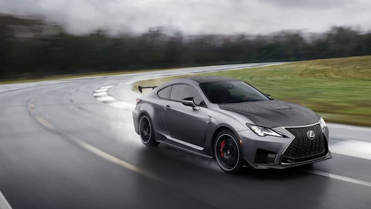 2020 Lexus RC F Track Edition First Drive Review | Not the hardcore machine we deserve