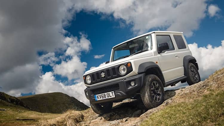Suzuki Jimny is the classic Defender homage Land Rover should be building