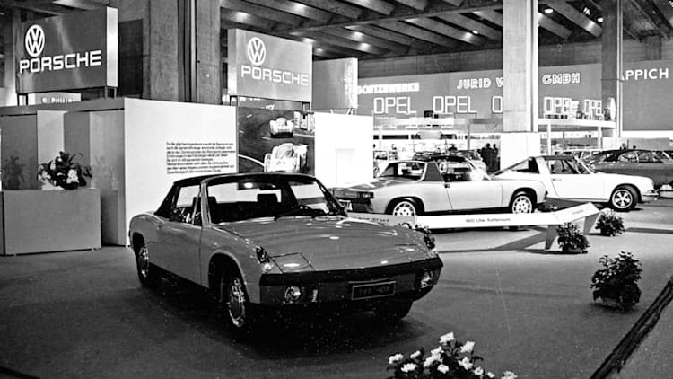 '50 Years of the 914 – Typically Porsche' exhibit to open for limited time