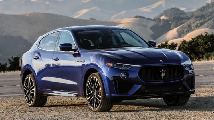 2019 Maserati Levante Trofeo Drivers' Notes Review | A mixed bag
