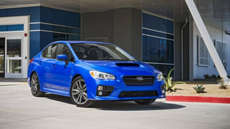 Subaru recalls WRX and Forester 2.0XT for turbo intake problem