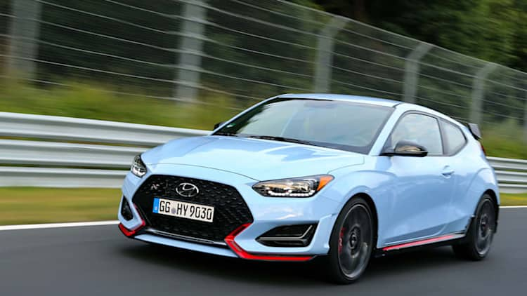 2019 Hyundai Veloster N First Drive Review | Naughty and Nice