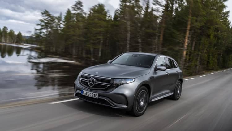 2020 Mercedes-Benz EQC First Drive Review | Daimler's EV is a contender
