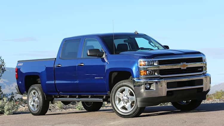 GM recalls trucks and SUVs for brake pedal problem