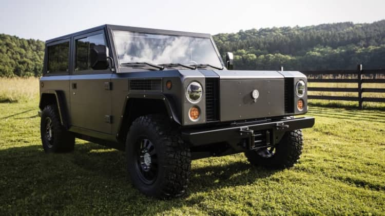 Bollinger Motors plans move to Detroit