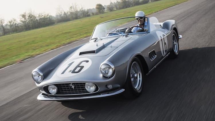 1959 Ferrari 250 GT California sells for nearly $18M, exceeding expectations