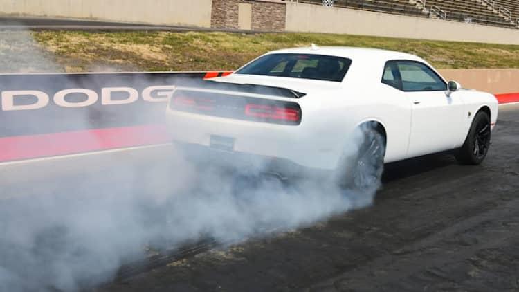 2019 Dodge Challenger R/T Scat Pack 1320 gets race-focused upgrades
