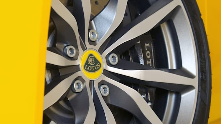 Lotus has a new sports car in the pipeline
