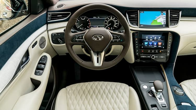 Infiniti plans overhaul of infotainment system by 2021