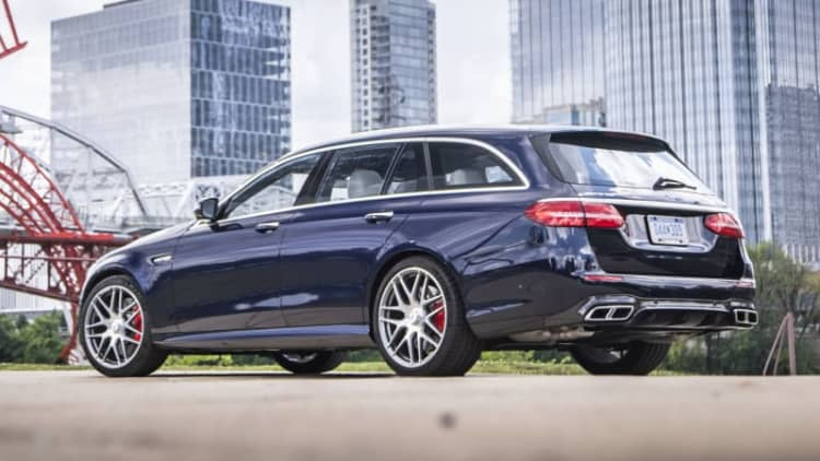 2018 Mercedes-AMG E 63 S Wagon Quick Spin Review | Master of all trades