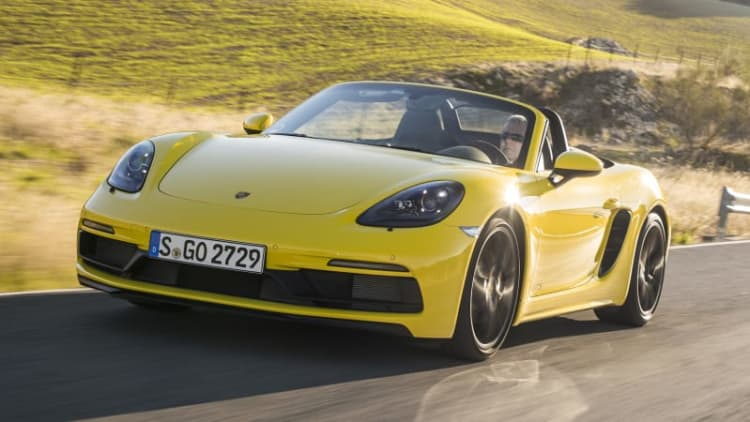 2018 Porsche 718 Boxster GTS Drivers' Notes Review | All thrills, no frills
