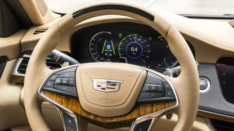GM will expand Super Cruise to entire U.S. lineup after 2020