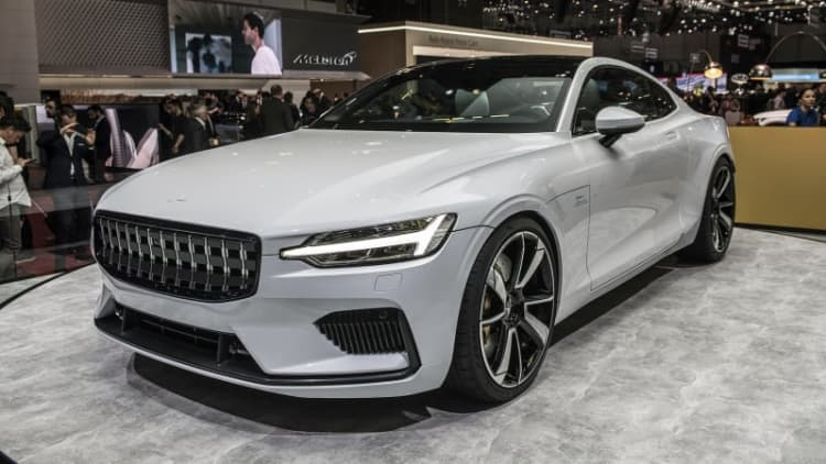 Polestar 1 will start at $155,000 in the United States