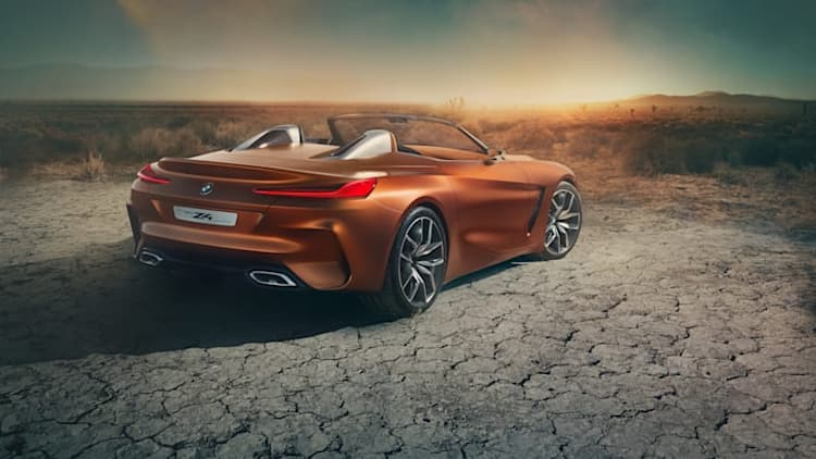 2019 BMW Z4: Details emerge about the next-generation roadster