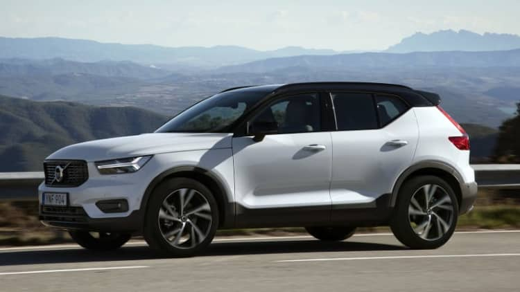 2019 Volvo XC40 Drivers' Notes Review | Style on a smaller scale