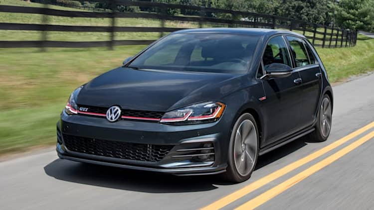 Driving nearly every VW Golf: Base, GTI, R, Alltrack — what we learned